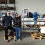 Impianti trattamento acque industriali