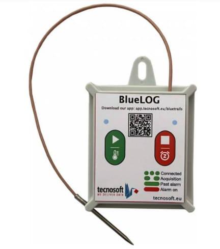 Controllo Temperatura Bluetooth
